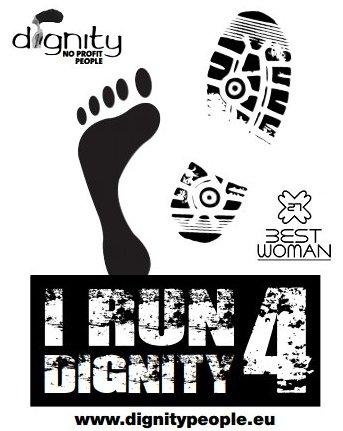 I RUN 4 DIGNITY